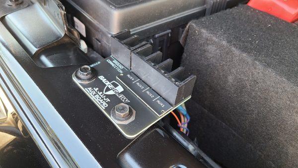 Simple Aux For Jeep JL & JT
